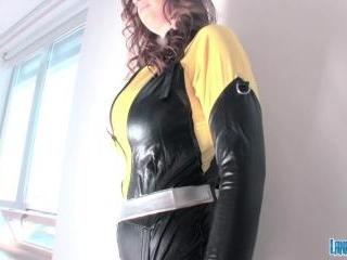 Lana Kendrick - Silk Spectre 1