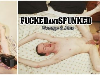 FUCKED AND SPUNKED - Scene 3 - George and Alex