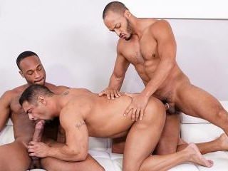 Blacks On Boys - Draven Navarro, Dillon Diaz & Tre