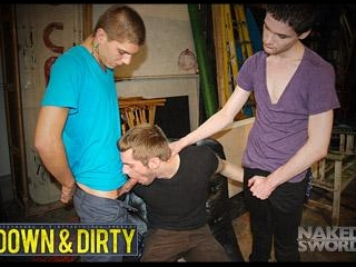 Down & Dirty: Put Your Fat Cock In Here! - Nakedsw