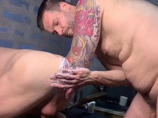 Inked Asshole To Elbow Part 3 - Seth Tyler & Timmy