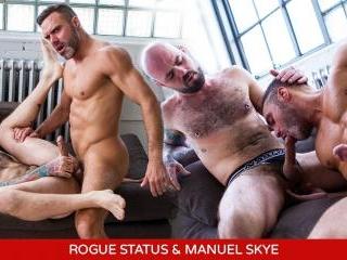 Rogue Status & Manuel Skye