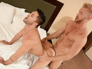 Sharing Cock With The Boss - Dominic Pacifico And