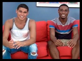 Chase & Devin Armani Interview