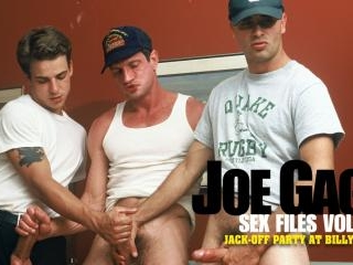 Joe Gage Sex Files 1
