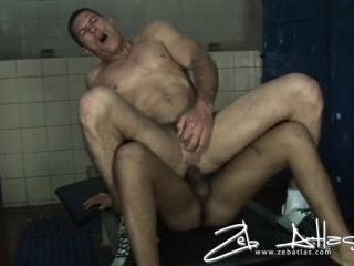 Rough Workout with Thick Big Cock