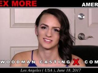 Alex More casting