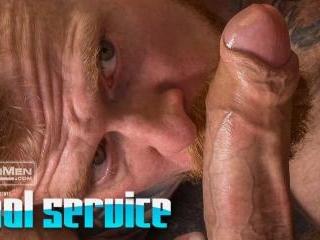 Pool Service: Jack Vidra services Matthew Bosch\'s