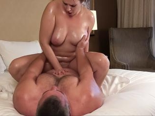 Slippery Sensual Amateurs - Alisha Adams & Kyle