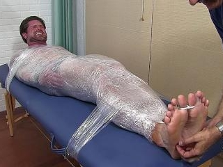 Clint Mummified & Tickled Insane - Clint