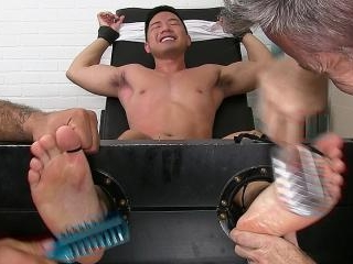 Cooper\'s Tickling Audition