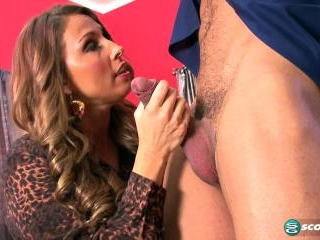Creampied Mom