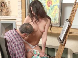 Super hoy student fucked by old teacher