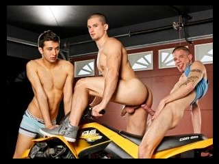 Anthony Romero, Steven Shields & Sergio Long