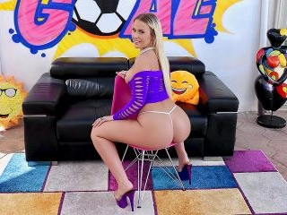 First Anal For Layla