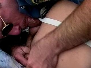 Hairy Bear Cops Suck, Rim & Fuck - Hank Hightower