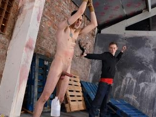 A Hard Ball Punishing Wank! - Timmy Treasure And A