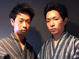 Tea For Two: Takeru & Keiji
