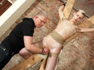 Big-Dicked Bound Boy Reece - Reece Bentley And Seb