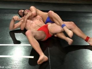Dane Caroggio vs Tommy Defendi The Oil Match