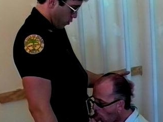Convict Fucked Hard By Jail Guard
