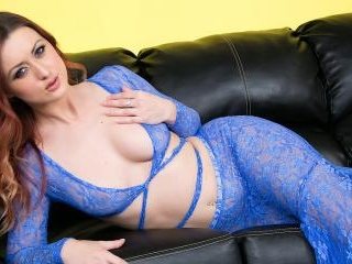 Redhead Karlie Loves To Get Up and Personal With Y