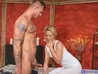 Hot Blonde Fucks Girl\'s Boyfriend