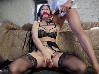 It\'s Only Natural:MILF Professor Made Anal Slave b