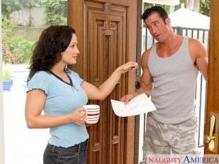 Neighbor Affair - Lisa Ann & Billy Glide
