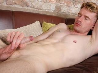 Handsome New Guy Sebastian - Sebastian Evans