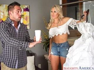 Naughty Weddings - Audrey Show & Johnny Castle