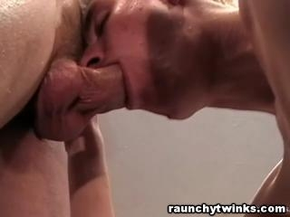 Cute Gay Twinks Making Love