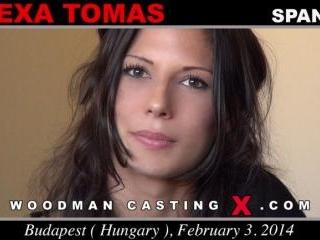 Alexa Tomas casting