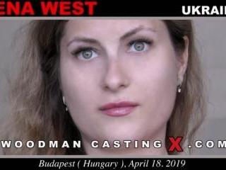 Elena West casting