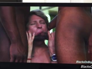 Blacks On Boys - August Alexander, Kirk Cummings &