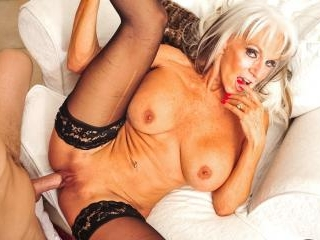 Horny Grannies Love to Fuck #09