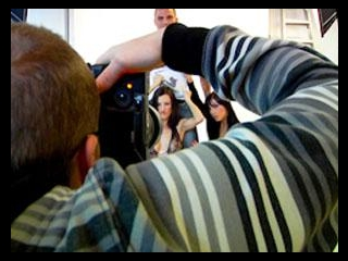 Dans les Coulisses d\'un Shooting Photo