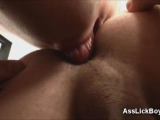 Ass Lick Boys - Jesse and Jordan