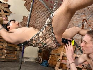 Fucked Hard And Wanked Off! - Timmy Treasure And A