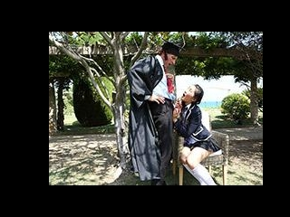 Asian Schoolgirl takes it from the teacher