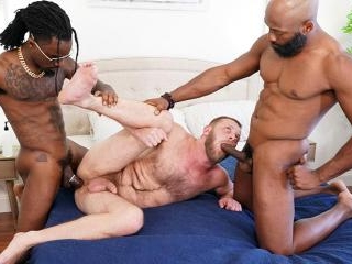 Blacks On Boys - Chandler Scott, Fame & JJ Lake
