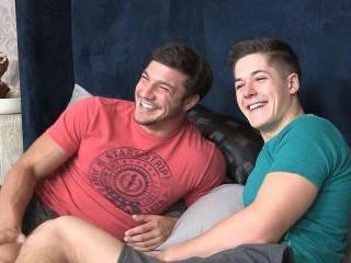 Brandon & Nathan: Bareback
