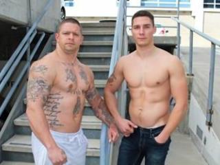 Spencer Laval & Owen Steal