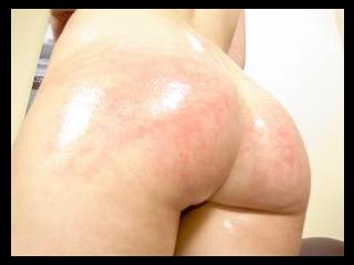 Mary Jane Mayhem\'s Large Oiled Up Butt