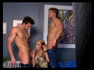 On The Set - Trystan Bull, Marko Lebeau & Shanah L