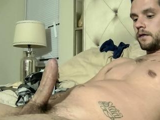 Feeding Joe A Hot Load Of Straight Cum - Brian & J