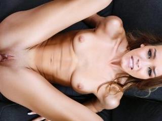 Horny Girlfriend Swallows Dick