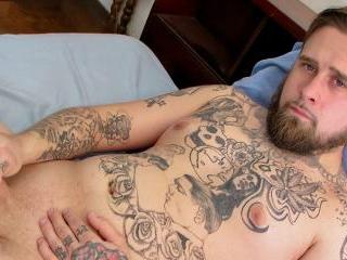 Cumming Over A Porn Mag - Jacque Gosling