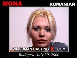 Mona casting