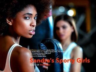 Sandra\'s Sporty Girls Episode 4 - The Boxer